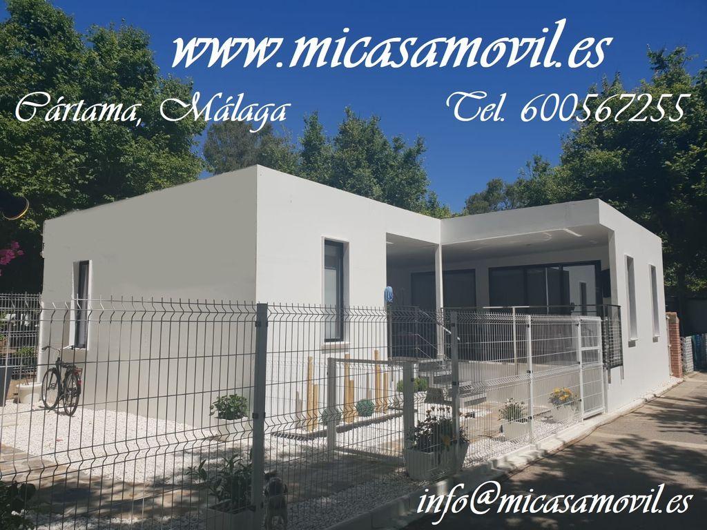 CASAS MÓVILES, SOBRE RUEDAS (Cártama, Málaga)