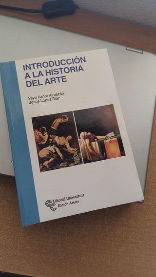 Libro Historia del arte,acceso a la universidad UN