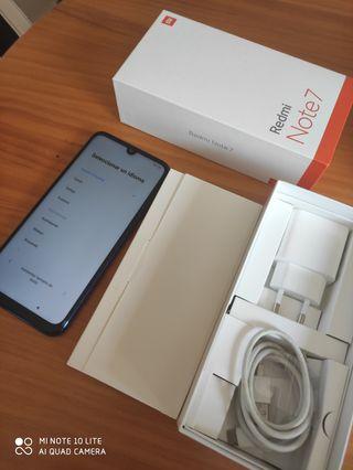 Xiaomi redmi note 7 Perfecto estado