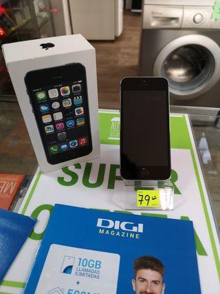 IPHONE 5s 16GB!! GARANTÍA!!