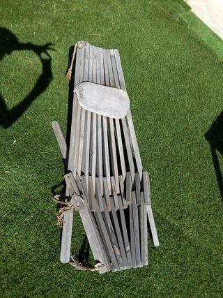 silla exterior de diseño