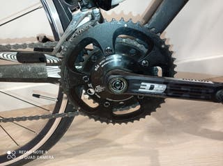 Bicicleta carretera Giant Talla M + potenciómetro