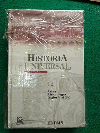 historia universal 21 tomos