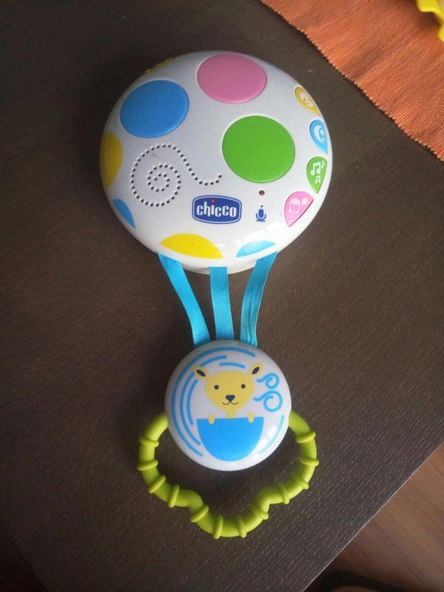 Hamaca Chicco Balloon verde