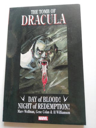 The Tomb of Dracula - Day of Blood
