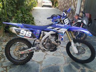 yamaha yzf 250 2012