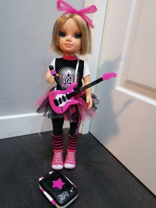 Nancy fashion star rock