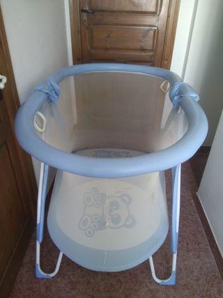 Parque de bebé plegable marca Prenatal