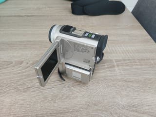 Cámara de Video MiniDV Samsung.