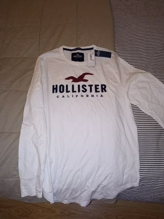 Camiseta manga larga HOLLISTER