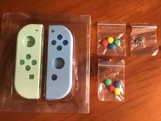 Joy-Cons Animal Crossing New Horizons