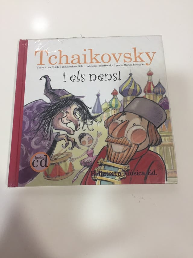 Txhaikovsky i els nens