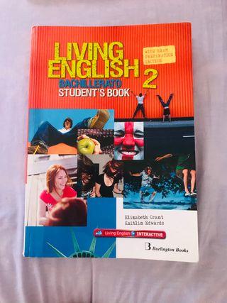 Libros de inglés de 2 bach