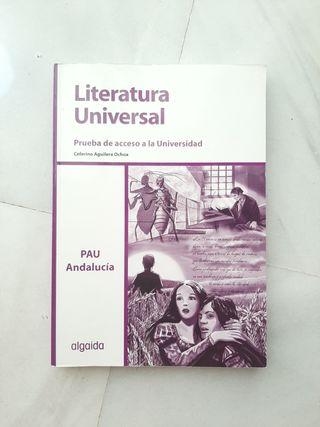 Libro de literatura Universal