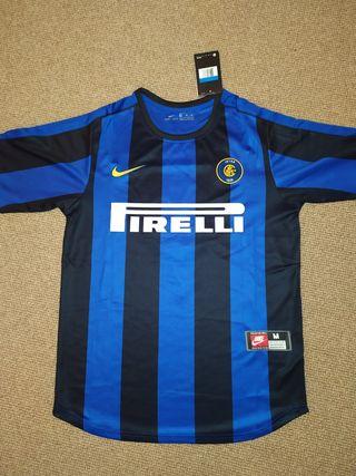 Camiseta Ronaldo Inter M