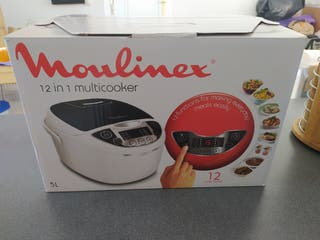 Moulinex 12 in 1 multicooker