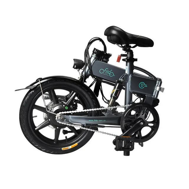 Electric Bycicle Fiido D2