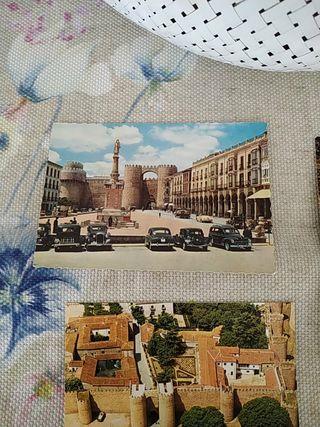 Postales Ávila