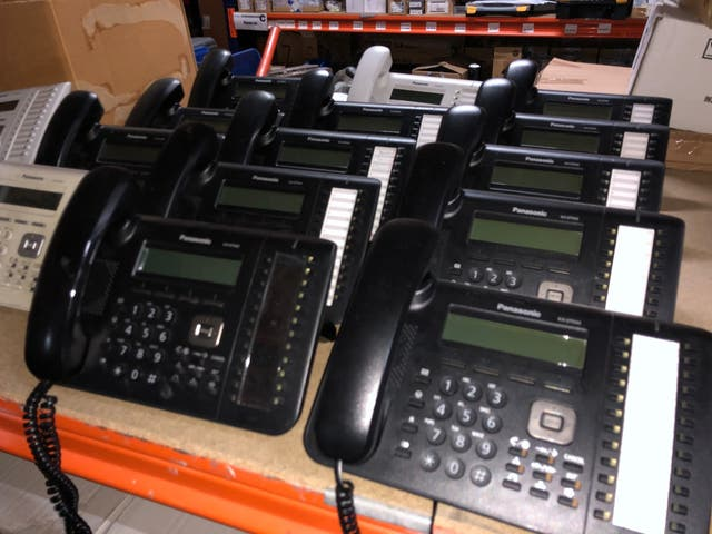 Telefono PANASONIC KX-DT543