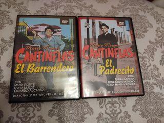 Películas de Cantinflas