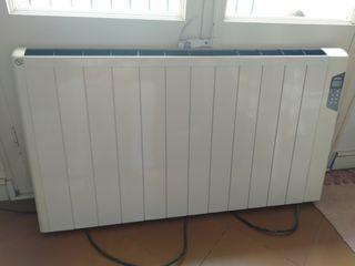 Radiador emisor seco bajo consumo