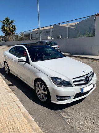 Mercedes-Benz Clase C Coupe 250 CDI