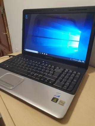 Portatil HP Compaq