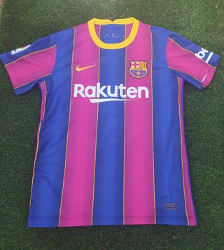 Camiseta Nike FC Barcelona 2020/2021