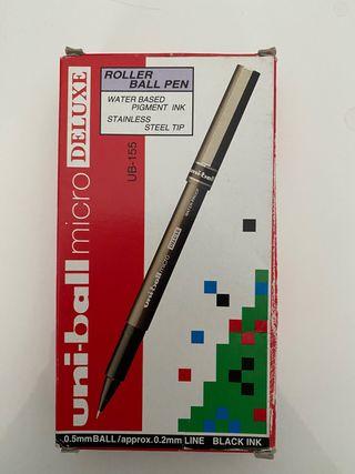 Bolígrafo uni-ball micro