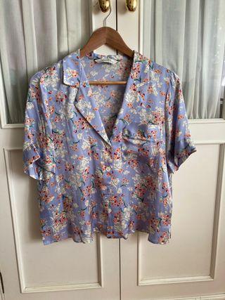 Camisa nueva zara woman Collection TS/M