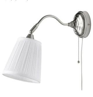 Lámpara de pared Ikea
