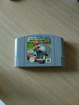 Mario Kart Nintendo'64
