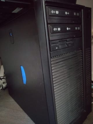 SERVIDOR 2x INTEL XEON 2.66GHZ + 12 GB DDR2 RAM