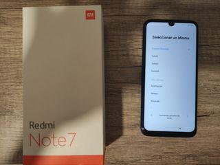 Xiaomi Redmi note 7 como nuevo