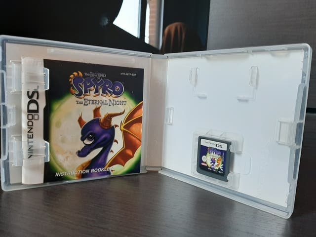 The Legend of Spyro - The Eternal Night DS