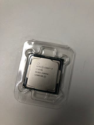 Procesador Intel Core i7-8700 3,20 Hz 65W