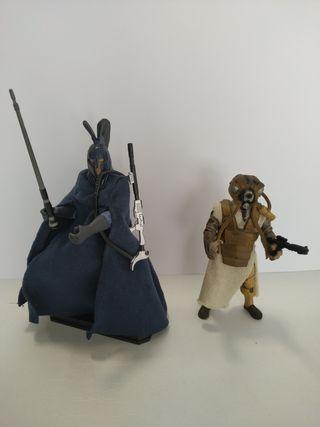 Guardia Senado Y Zuckuss Star wars Hasbro