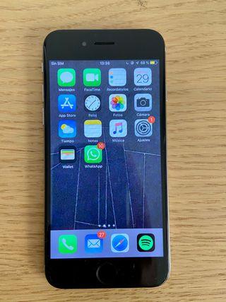 iPhone 6 16 GB para piezas