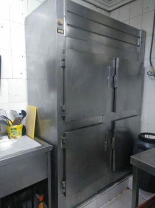 vendo nevera frigorifica industrial, restaurante