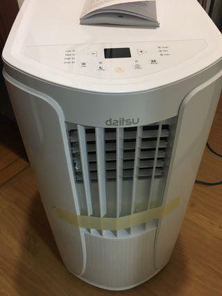 Deshumificador/Aire acondicionado/Ventilador