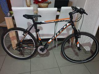 vendo bici B-pro m100, con recambios nuevos