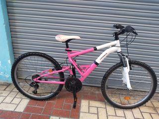 Bicicleta ORBEA fullsuspension