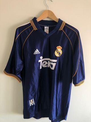CAMISETA ORIGINAL REAL MADRID 1998-1999 XL