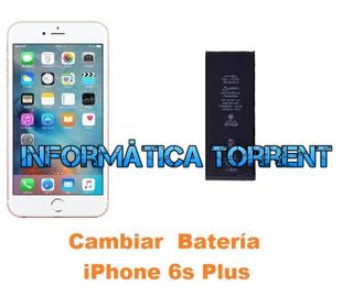 Cambiar Bateria IPhone 6s Plus