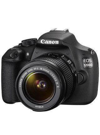 Canon reflex 1200+trípode+ otro Objetivo sigma