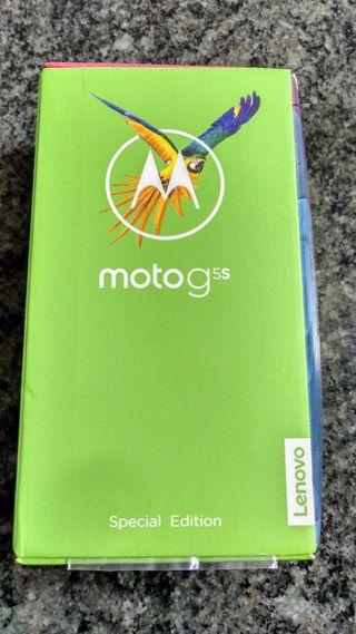 Móvil Motorola motog5s