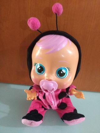 Bebé llorón Lady