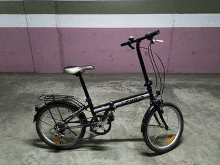 Bicicleta Orbea plegable