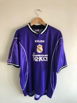 CAMISETA ORIGINAL REAL MADRID 1997-1998