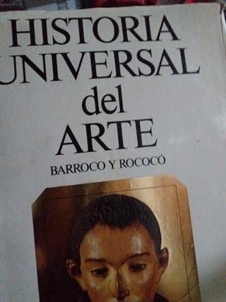 Historia Universal del arte Barroco y Rococo